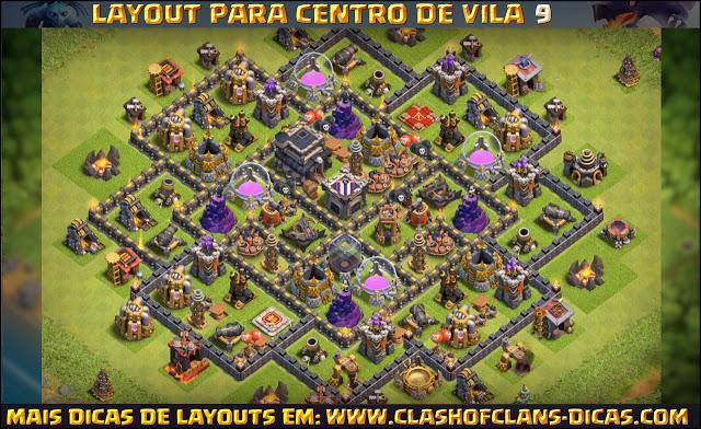 Dicas de layout para Centro de Vila 9