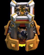 Torre de Bombas nível 5 - Bomb Tower