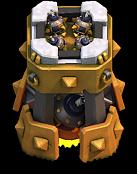 Torre de Bombas nível 6 - Bomb Tower
