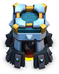 Torre de Bombas Nível 8