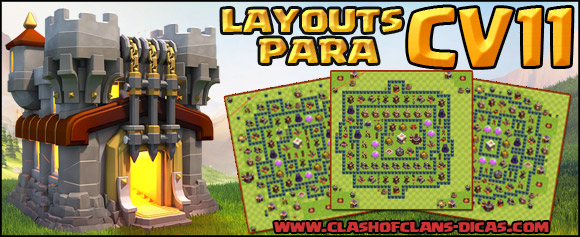 Layouts para CV11 - Layouts TH11
