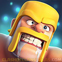 Novo ícone Clash of Clans 2017