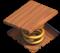 Armadilha de mola nível 1 Base do Construtor