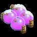 Depósito de Elixir Nível 4 - Base do Construtor Clash of Clans