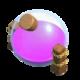 Depósito de Elixir Nível 6 - Base do Construtor Clash of Clans