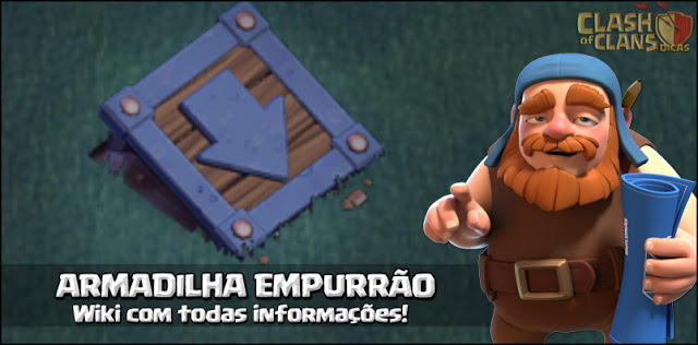Wiki Empurrão - Clash of Clans