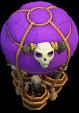 Balão de Ossos nível 1 ao 4 - Clash of Clans