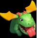 Bebê Dragão da Base do Construtor nível 9 ao 11 - Clash of Clans
