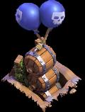Wiki Bombas Aéreas -Defesa Base do Construtor
