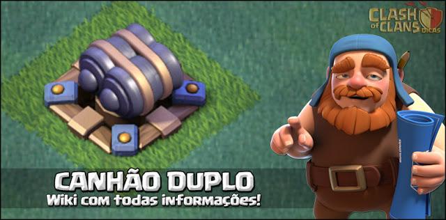 Canhão Duplo - Base do Construtor
