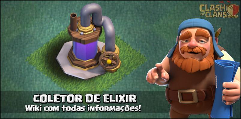 Wiki Coletor de Elixir - Base do Construtor