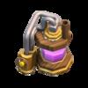 Coletor de Elixir nível 2 - Base do Construtor
