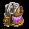 Coletor de Elixir nível 4 - Base do Construtor