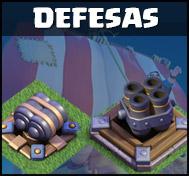 Tudo sobre as Defesas Base do Construtor