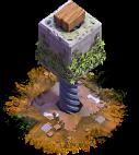 Esmagador nível 1 - Base do Construtor do Clash of Clans