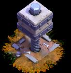 Esmagador nível 4 - Base do Construtor do Clash of Clans