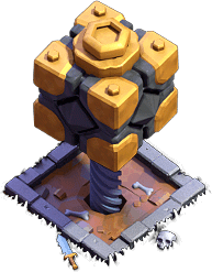 Esmagador - Base do Construtor do Clash of Clans