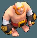 Gigante Boxeador nível 17 ao 18 - Clash of Clans