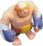 Gigante Boxeador nível 5 ao 8 - Clash of Clans