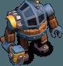Maquina de Batalha nível 30 - Clash of Clans