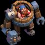 Maquina de Batalha nível 10 ao 19 - Clash of Clans