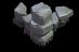 Muros nível 4 - Base do Construtor do Clash of Clans