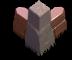 Muros nível 6 - Base do Construtor do Clash of Clans