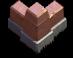 Muros nível 7 - Base do Construtor do Clash of Clans