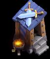 Posto de Guarda nível 5 - Base do Construtor do Clash of Clans