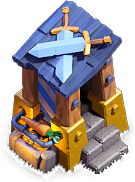 Posto de Guarda - Base do Construtor do Clash of Clans