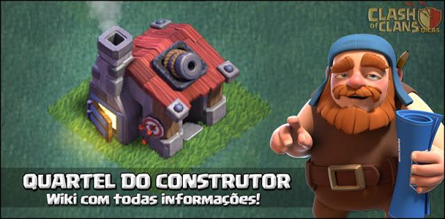 Quartel do Construtor - Wiki Base do Construtor