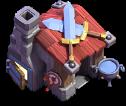 Quartel do Construtor - Clash of Clans