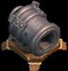Canhão Gigante - Wiki Base do Construtor