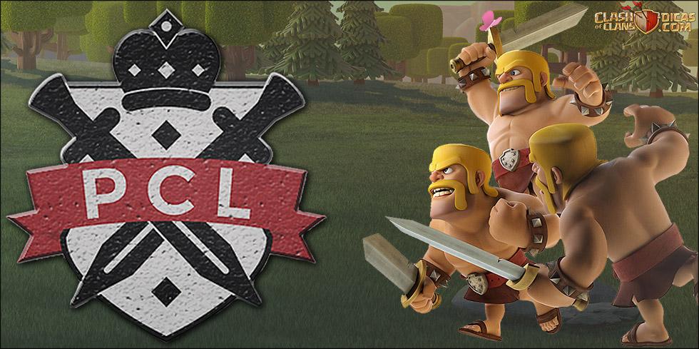 Pro Clashers League - Conheça a PCL