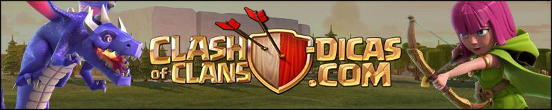 Admin Clash of Clans Dicas