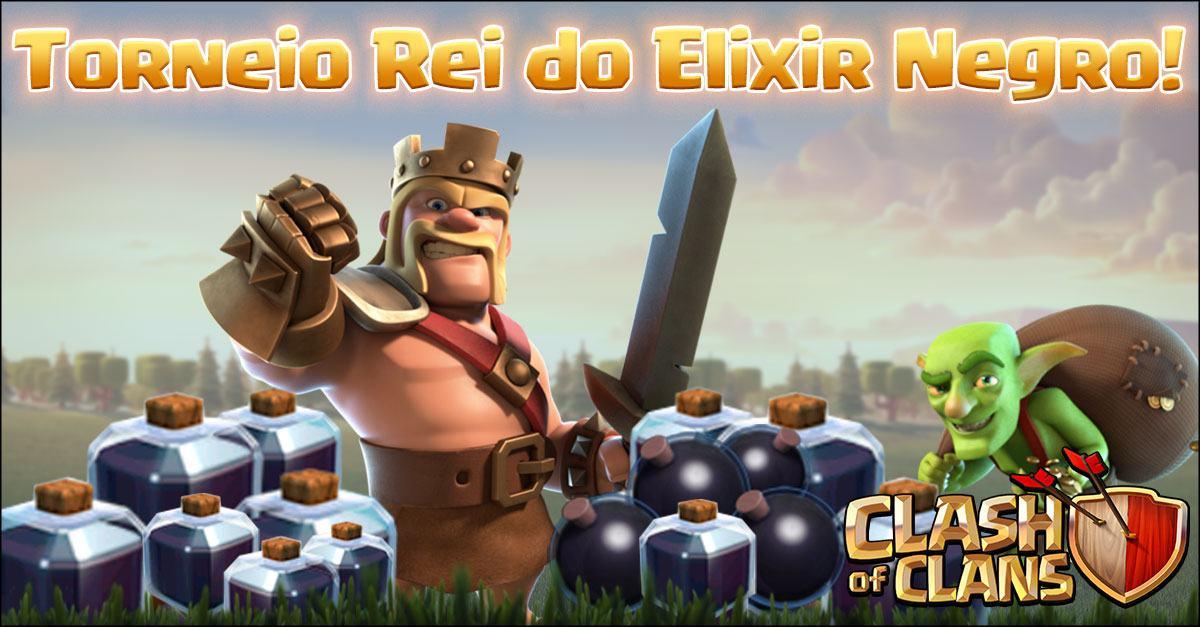 Torneio Rei do Elixir Negro (Concurso de Gemas)