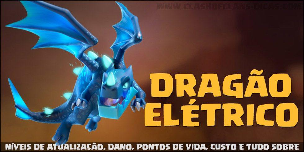 Dragão Elétrico: Níveis de atualizações, Wiki e informações