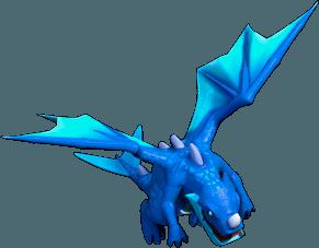 Dragão Elétrico Nível 1 a 3