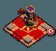 Altar da Rainha Arqueira - Clash of Clans