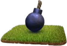 Armadilha de Bomba - Clash of Clans