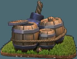 Armadilha Bomba Gigante - Clash of Clans