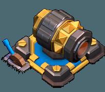Canhão - Níveis, atualização, preço informações