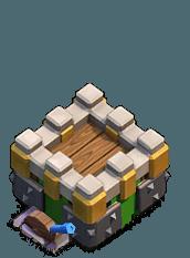 Torre Arqueira Nível 10 Aprimorada - Clash of Clans