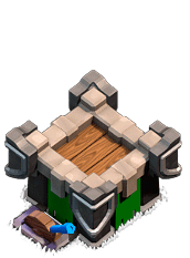 Torre Arqueira Nível 11 Aprimorada - Clash of Clans