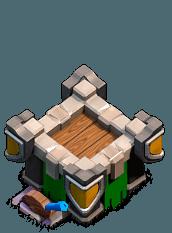 Torre Arqueira Nível 12 Aprimorada - Clash of Clans
