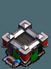 Torre Arqueira Nível 13 Aprimorada - Clash of Clans