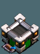 Torre Arqueira Nível 15 Aprimorada - Clash of Clans