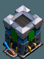 Torre Arqueira Nível 16 - Clash of Clans