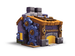 Casa do Construtor nível 9 (Builder Base 9)