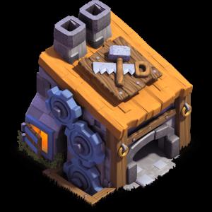 Casa do Construtor nível 8 - Clash of Clans Base do Construtor
